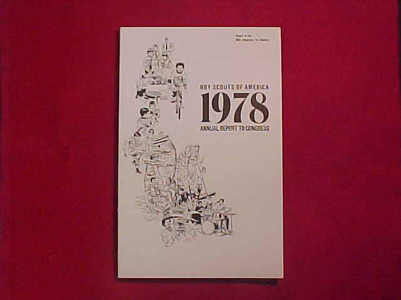 1978 BSA SIXTY-NINTH ANNUAL REPORT