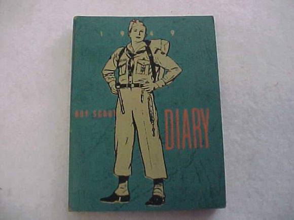1949 BSA DIARY, , PERFECT CONDITION!
