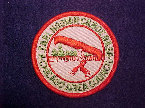 H. EARL HOOVER CANOE BASE, CHICAGO AREA COUNCIL