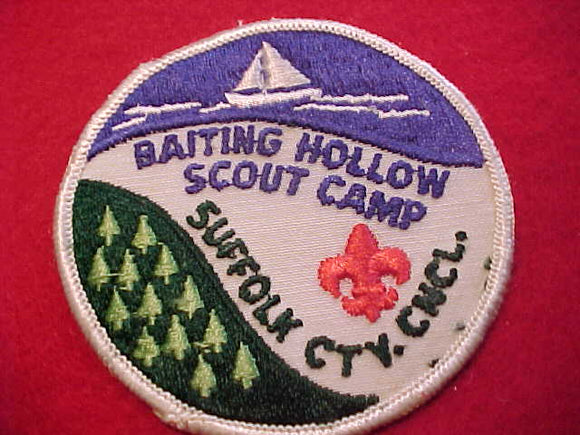 BAITING HOLLOW SCOUT CAMP, SUFFOLK CTY. CNCL.