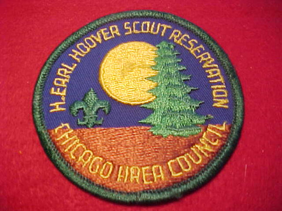 H. EARL HOOVER SCOUT RESV., CHICAGO AREA C.