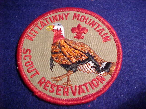 KITTATINNY MOUNTAIN SCOUT RESV.