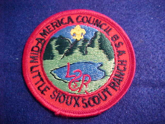 LITTLE SIOUX SCOUT RANCH, MID-AMERICA C.