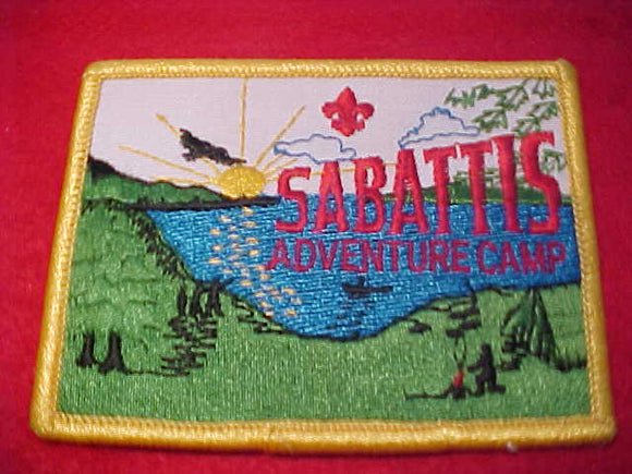 SABATTIS ADVENTURE CAMP