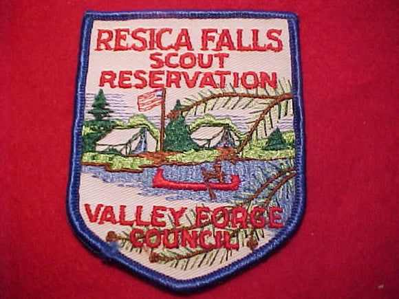 RESICA FALLS SCOUT RESV., VALLEY FORGE C.