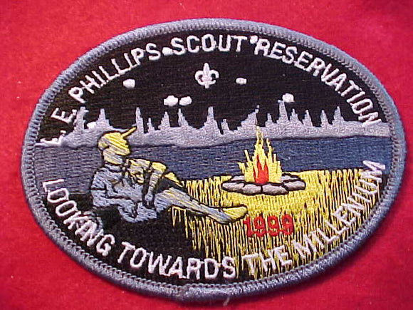 L. E. PHILLIPS SCOUT RESV., 1999