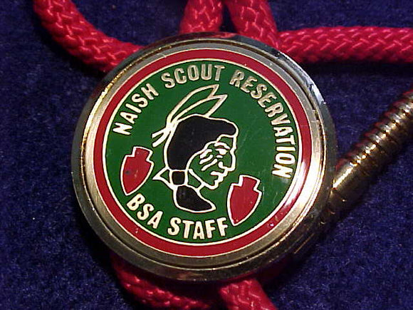 NAISH SCOUT RESV. BOLO, STAFF, RED STRING