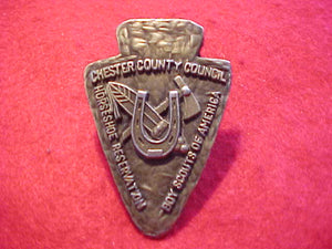 HORSESHOE RESV. N/C SLIDE, CHESTER COUNTY COUNCIL, METAL