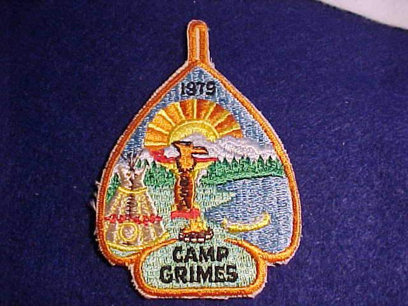 GRIMES PATCH, 1979