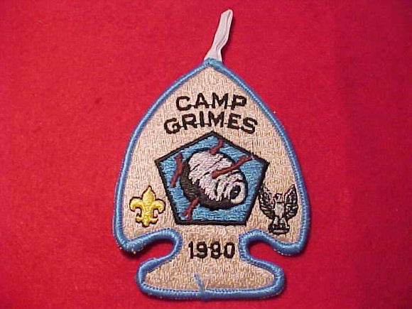 GRIMES PATCH, 1980