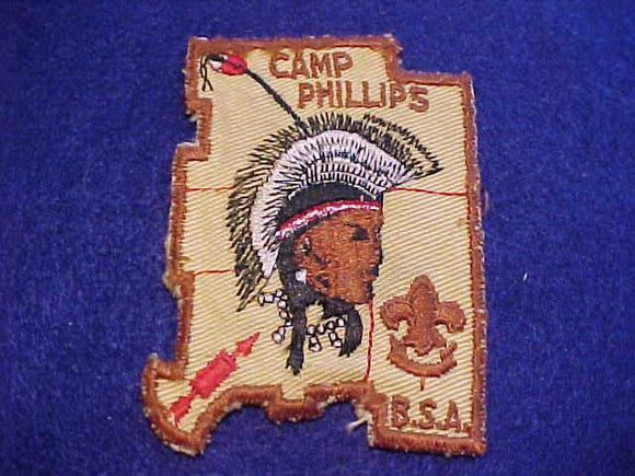 PHILLIPS, 1960'S, USED