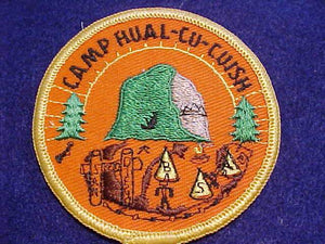 HUAL-CU-CUISH PATCH, 1960'S