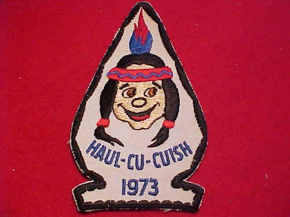 HUAL-CU-CUISH PATCH, 1973