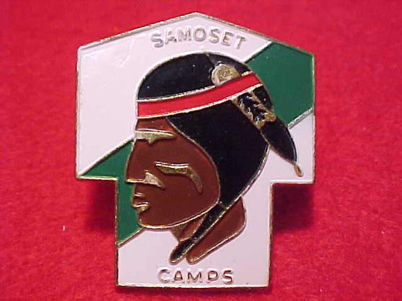 SAMOSET CAMPS N/C SLIDE, METAL