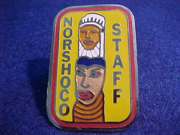 NORSHOCO N/C SLIDE, STAFF, NORTH BAY COUNCIL, METAL