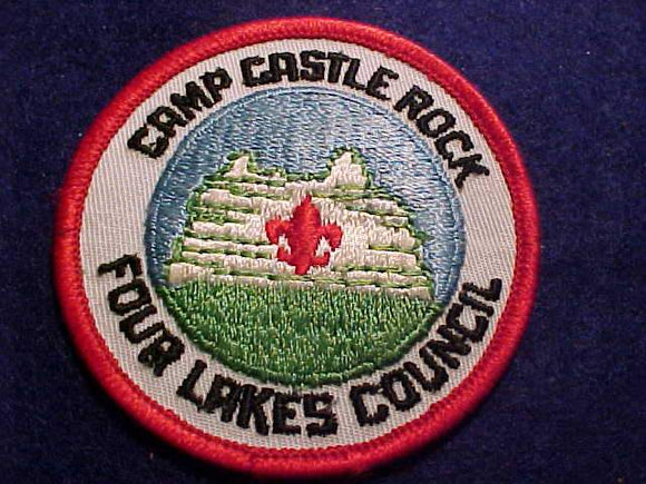 CASTLE ROCK, FOUR LAKES C.