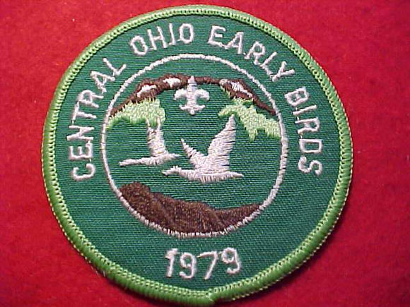 CENTRAL OHIO, 1979, EARLY BIRDS
