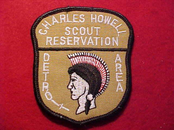 CHARLES HOWELL SCOUT RESV., DETROIT AREA C.