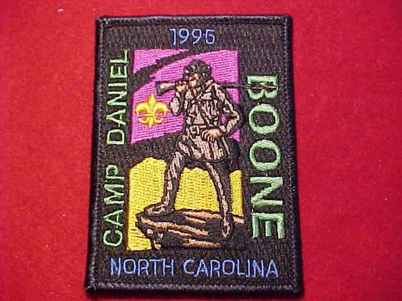 DANIEL BOONE, 1995, NORTH CAROLINA