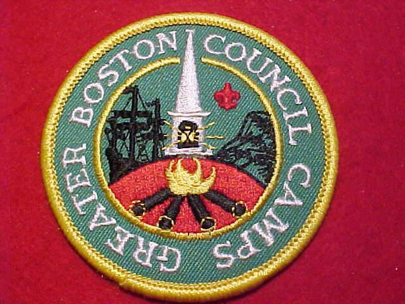GREATER BOSTON COUNCIL CAMPS