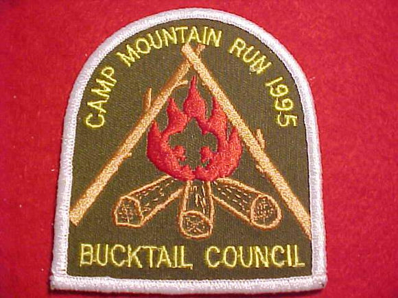 MOUNTAIN RUN, BUCKTAIL C., 1995