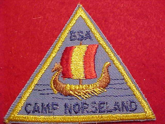 NORSELAND, TRIANGLE SHAPE