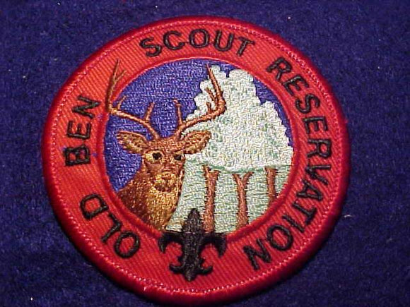 OLD BEN SCOUT RESV.