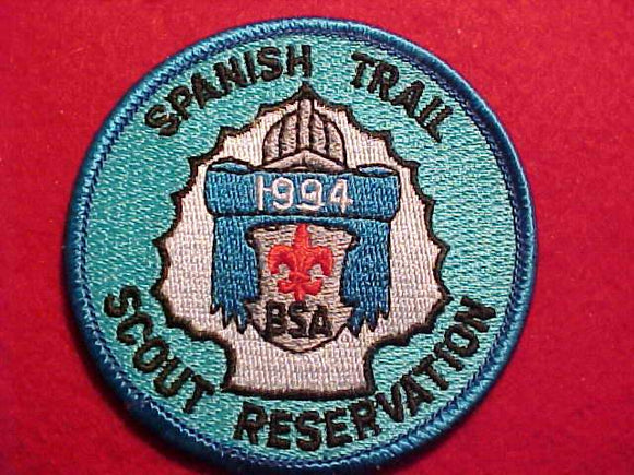 SPANISH TRAIL SCOUT RESV., 1994