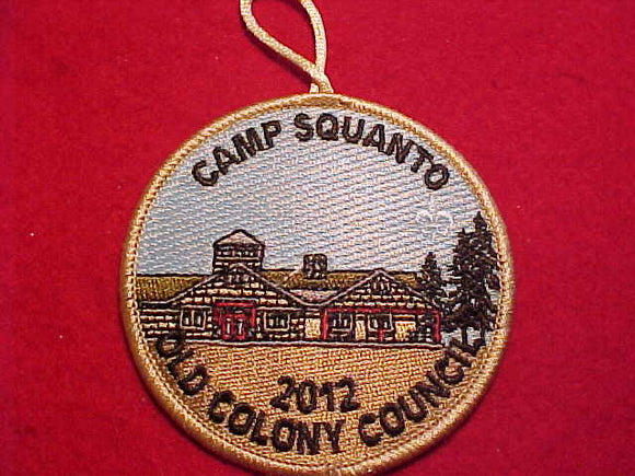 SQUANTO, 2012, OLD COLONY C.