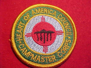HEART OF AMERICA C., CAMPMASTER CORPS