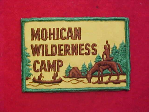 MOHICAN WILDERNESS CAMP