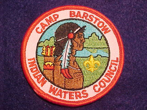 BARSTOW, INDIAN WATERS C., 3