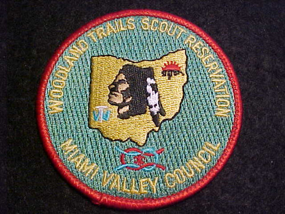 WOODLAND TRAILS SCOUT RESV., MIAMI VALLEY C.