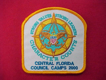 2000 Central Florida Council Camps (CA370)