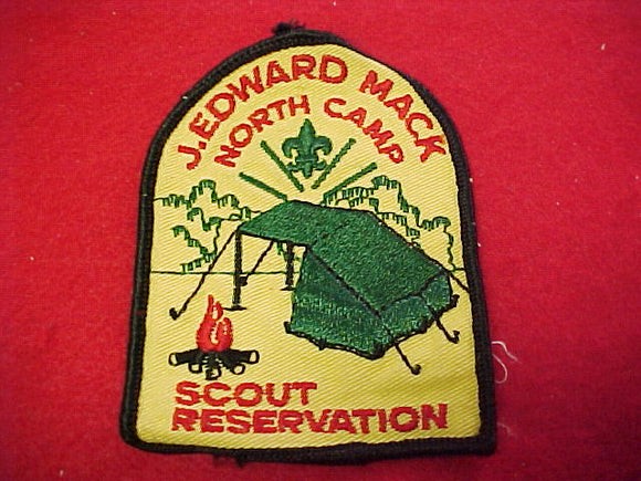j. edward mack, north camp scout resv., used