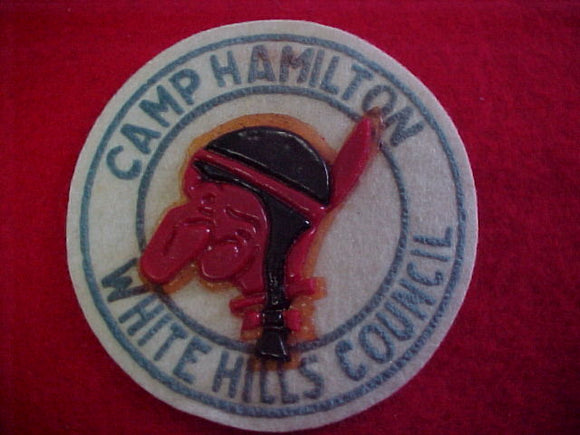 hamilton, white hills council on patch
