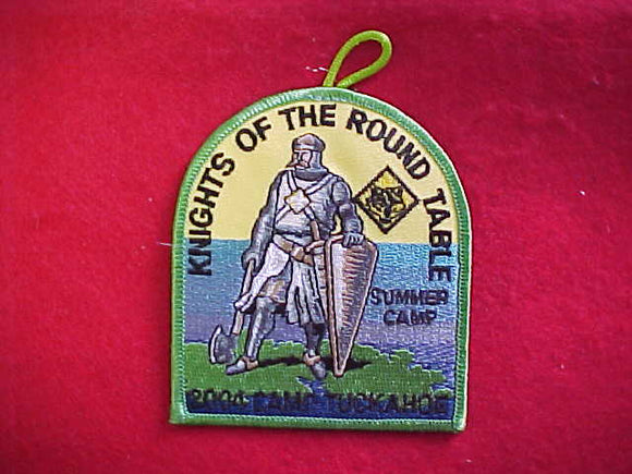 TUCKAHOE 2004 KNIGHTS OF THE ROUND TABLE