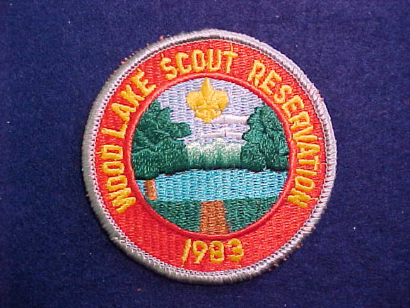 WOODLAKE SCOUT RESV., 1983