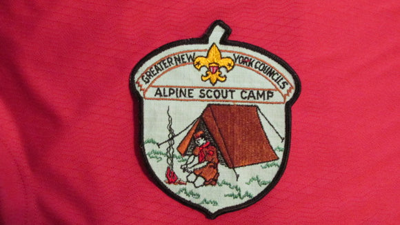 Alpine Scout Camp, Greater New York Councils, 5x6
