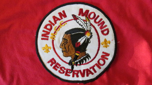 Indian Mound Reservation, Milwaukee County Council, 6 round