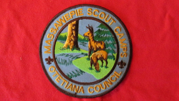 Massawepie Scout Camps, Otetiana Council, 5