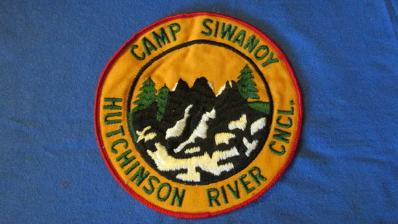Siwanoy, Hutchinson River Council, 1960's issue, 6