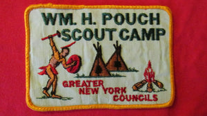 Wm. H. Pouch Scout Camp, Greater New York Councils, 4x5.75
