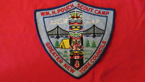 Wm. H. Pouch Scout Camp, Greater New York Councils, 6x6