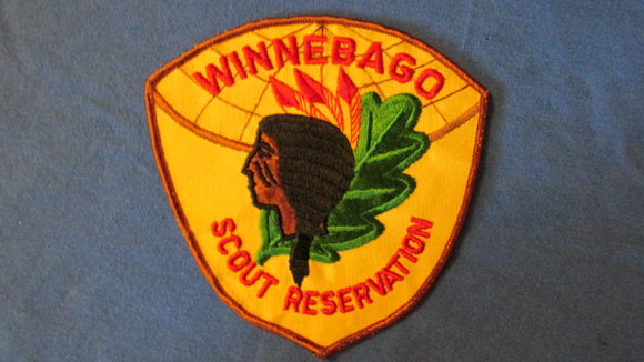 Winnebago Scout Reservation, 5.5x6