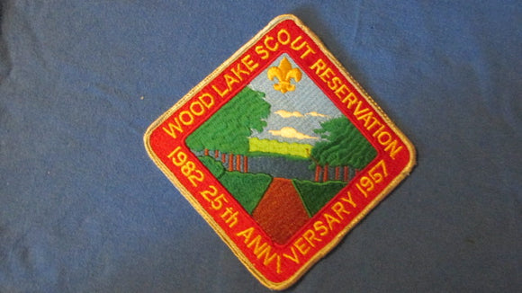 Woodlake Scout Reservation, 1957-1982, 5x5
