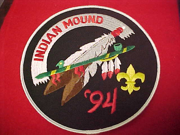 Indian Mound Reservation, 1994, 6
