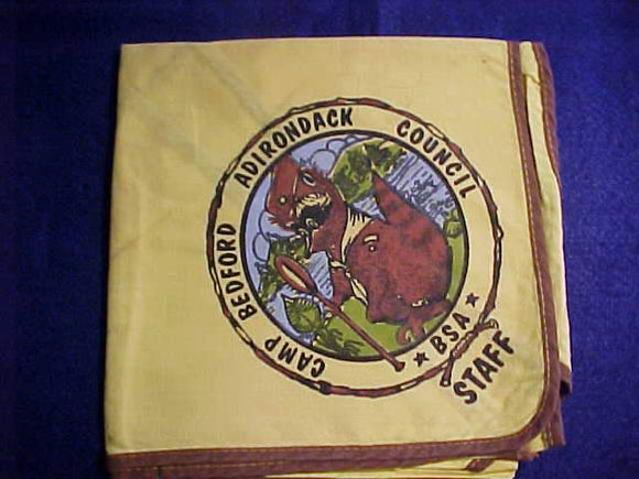 BEDFORD N, ADIRONDACK COUNCIL, STAFF, USED
