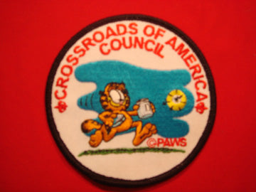 Crossroads of America Garfield