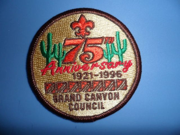 Grand Canyon Council 1921-1996